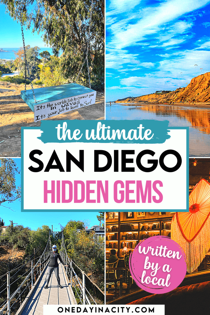 Get off-the-beaten path to find the hidden gems in San Diego waiting to be discovered. Here are 8 of the best secret spots in San Diego.