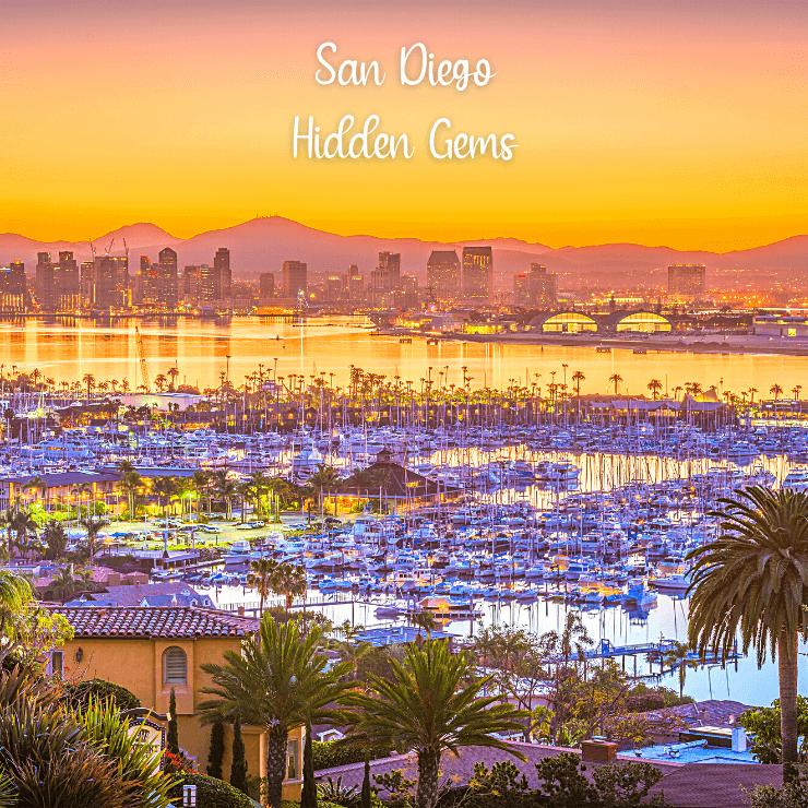The Best Hidden Gems in San Diego