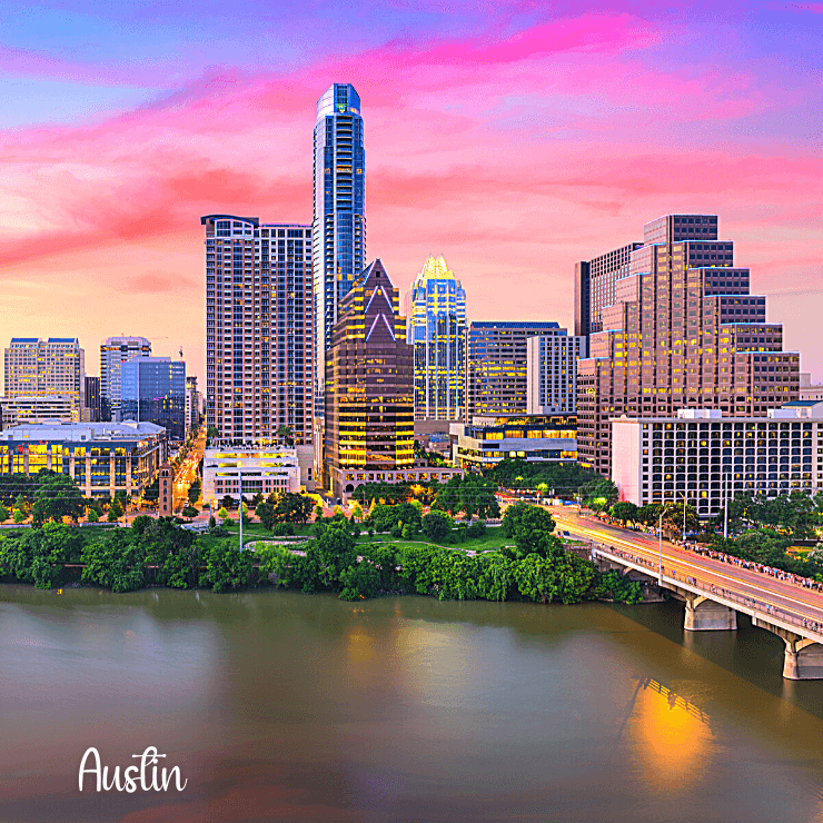 Austin is an exciting city that is one of the best spots in Texas for a girls weekend.