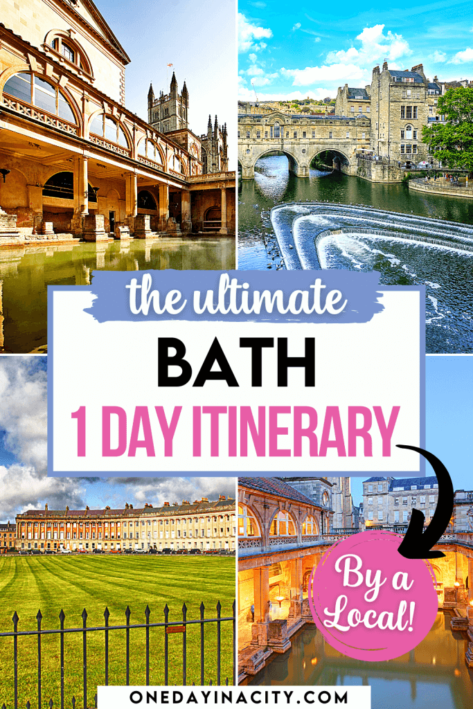 Bath, England is one of the best cities to visit in the United Kingdom. Bath is a great day trip from London or as its own 24-hour getaway with an overnight stay.