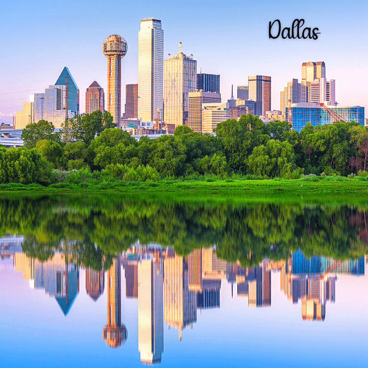 Dallas is an exciting destination for a vacation with your best girlfriends in Texas thanks to its exciting nightlife, extensive history, and gorgeous skyline.
