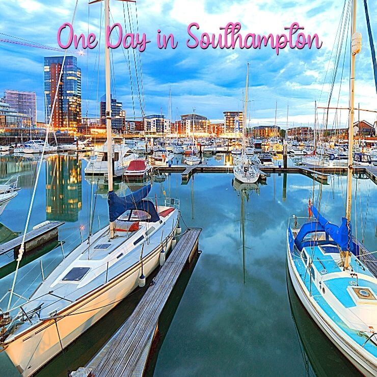 Looking for the top things to do in Southampton when short on time? This One Day in Southampton itinerary written by an expert has you covered. Find out the must-see sites plus the best places to stay near the city center and cruise terminal.