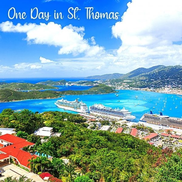 These are the best places to see and the top things to do that you must check out if you want to make the most of your day in St. Thomas.