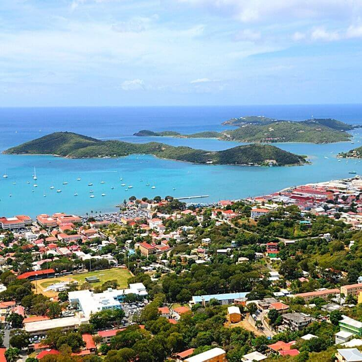 St. Thomas is one of the best islands in the Caribbean to spend a day since there are so many different things to do in St Thomas.