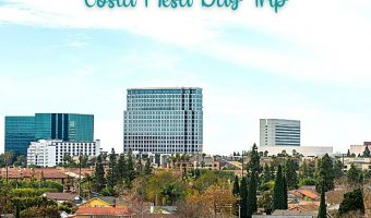 Costa Mesa is a great day trip in Southern California with many fun and interesting things to do.