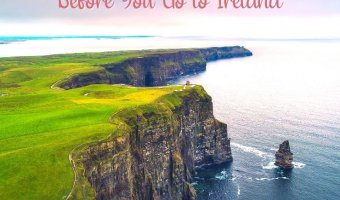 Ireland travel tips and other things to know before you travel to Ireland.