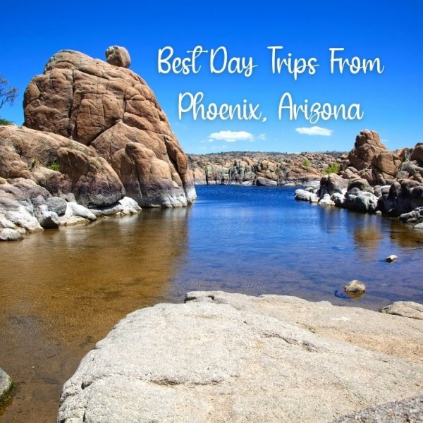 A list of the best day trips from Phoenix, Arizona with local tips on what to do, see, and eat.