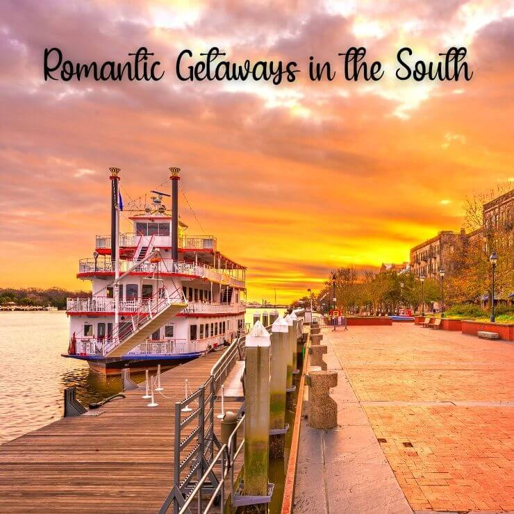 Fall in love all over again with both your partner and the southern USA on one of these romantic getaways in the south. We chose epic weekend getaway spots for every type of couple.